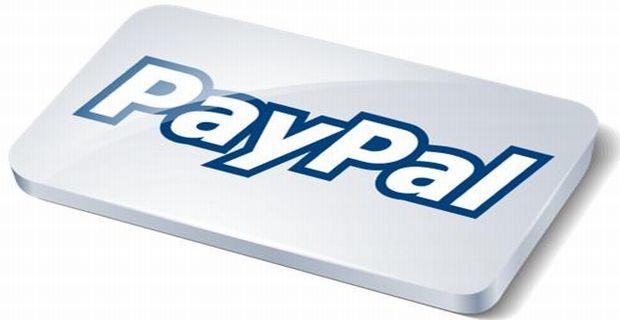 PayPal в виде слитка