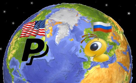 paypal и webmoney на планете